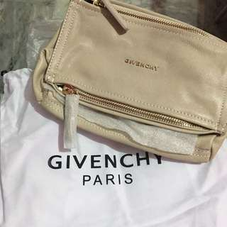 Givenchy Pandora Mini Biege
