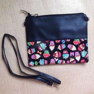 Sling Bag/Pounch/Clucth/ Tas Pesta