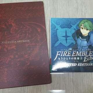 NINTENDO Fire Emblem: Echoes MOU HITORI NO EIYUU OU LIMITED EDITION