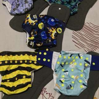 Cloth Diaper(with Charcoal insert)