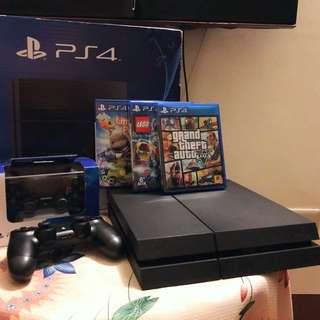PS4 1207A 500g