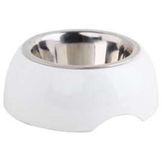 Pawise Melamine Bowl w/ Stainless Steel Insert