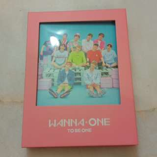 [WTS] (Unsealed) Wanna One 1st Mini Album (Pink ver.)
