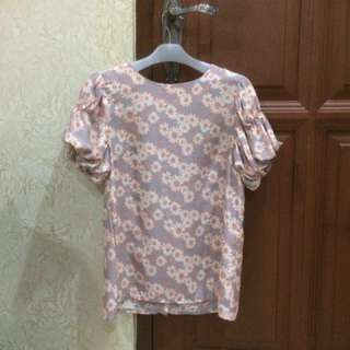 Floral Top All Size