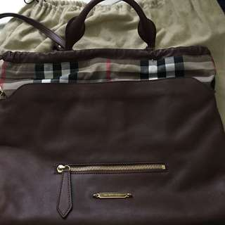 Burberry Brown Ochre Big Crush