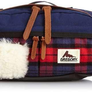 Gregory兩用包  可側用 或當腰包