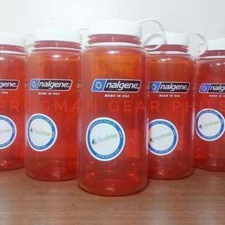 Nalgene 1L wide mouth orange