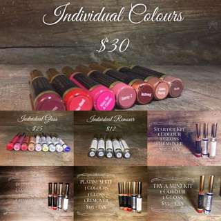 Still Time to Order!! Get Your Perfect Lippies On!!