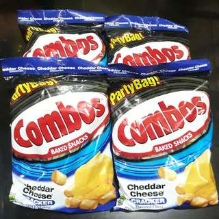 Combos Party Bag