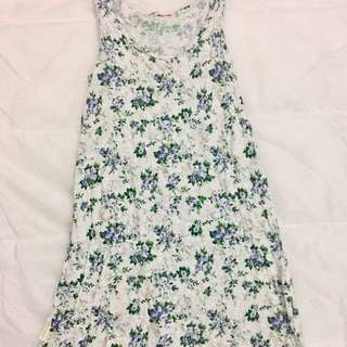 Uniqlo Floral dress