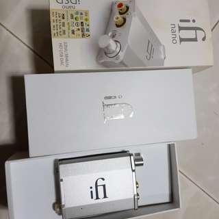 ifi iDSD nano