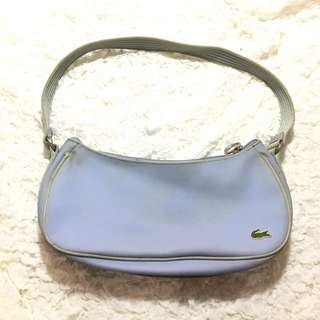 Lacoste Blue Small Handbag
