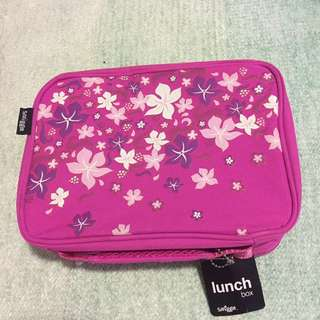 Clearance: BN Smiggle Lunch Box (FREE Smiggle Notebook)