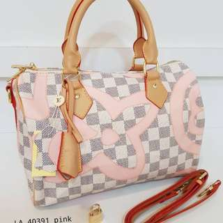 LV DUSTY PINK GRED 3A