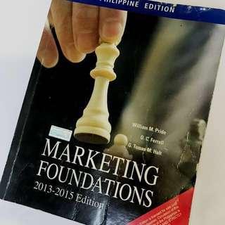 Marketing Fundamentals Book