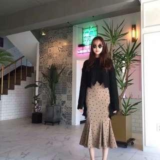 韓國連線❤️點點魚尾裙(預購)