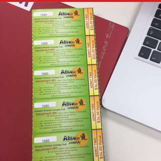 Absolute Comedy Tickets