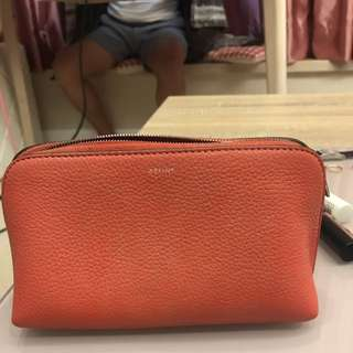 Celine Make Up Bag
