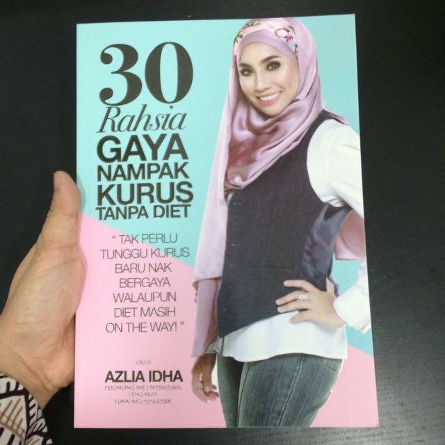 30 Rahsia Gaya Nampak Kurus Tanpa Diet Books