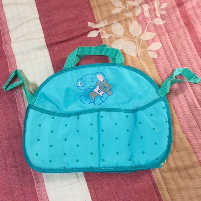 嬰兒用品置物掛袋👉🏻全新