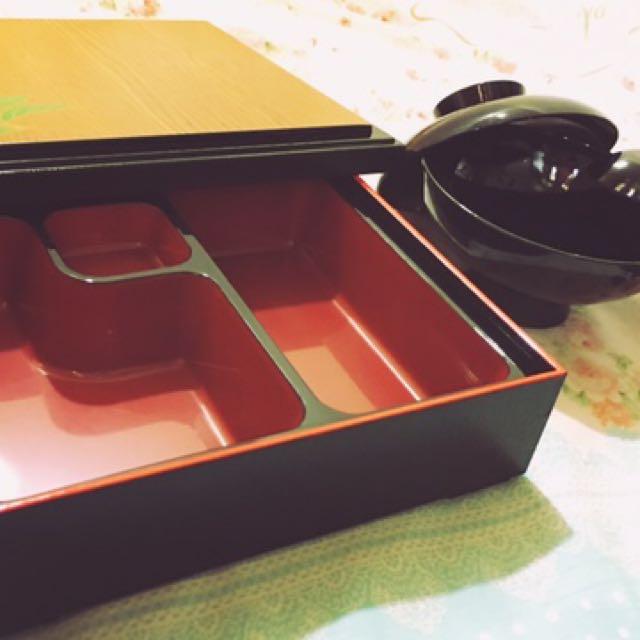 全新日式餐盒組特賣中