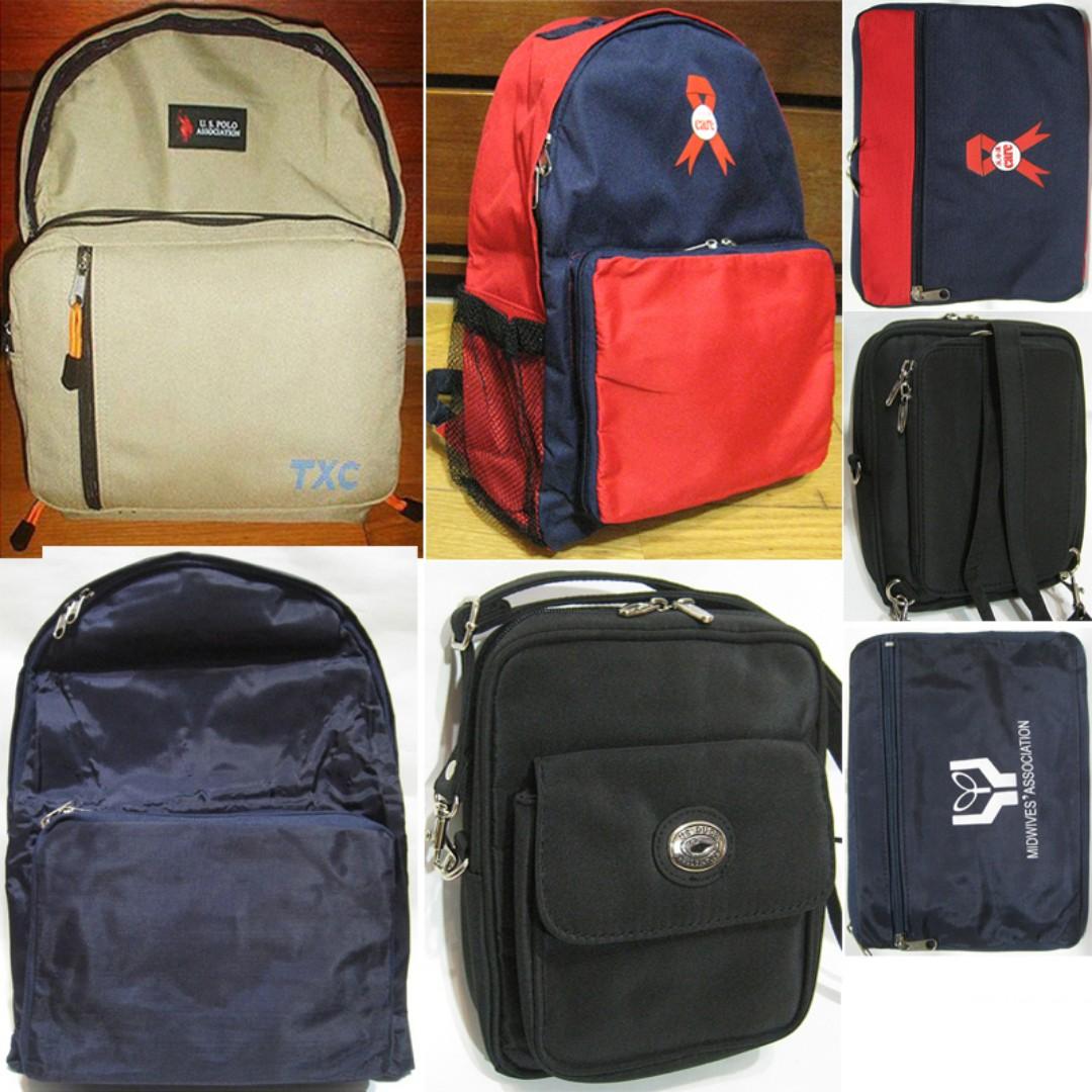反冷漠 輕便雙肩後背包 手提包 書包、US DUCK 淑女背包 皮包、 US POLO 斜側/後背兩用背包