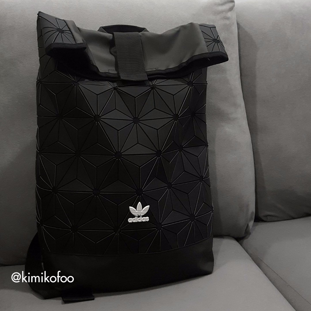 b20edff2027b Adidas Originals 3d Mesh Roll Up Backpack Roll Top- Fenix Toulouse ...