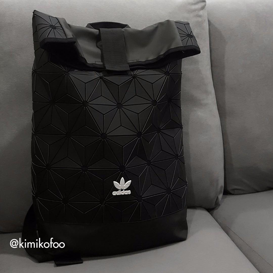 7ba2cf6f55ba Adidas Originals 3d Mesh Roll Up Backpack Roll Top- Fenix Toulouse ...