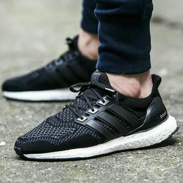 72669cfe2b33f Adidas ultra boost 1.0 core black