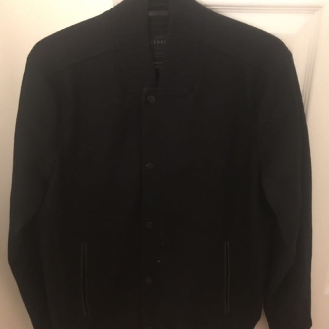 Allsaints woolen jacket