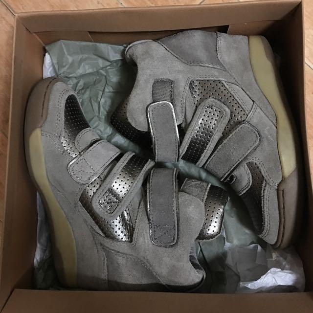 Ash Suede sneakers