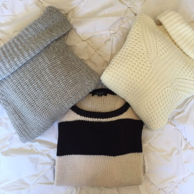 Assorted Knitwear