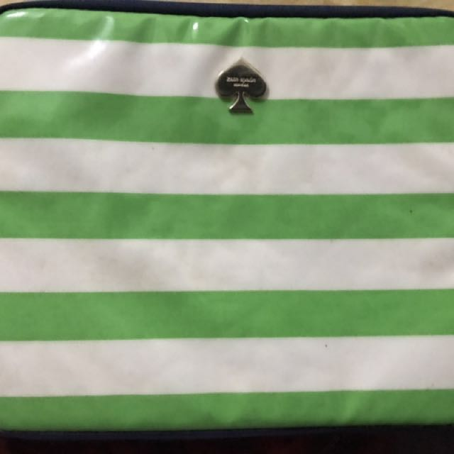 Authentic kate spade ipad bag