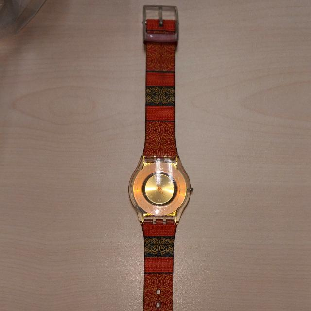 Authentic Original SWATCH SKIN SWEET SARONG