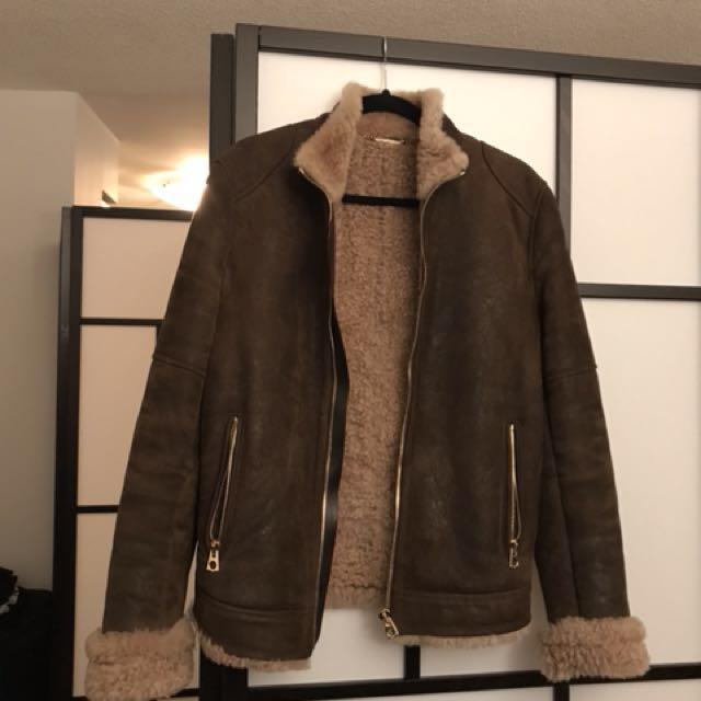 Authentic Vintage Dolce & Gabbana Men's Leather Jacket