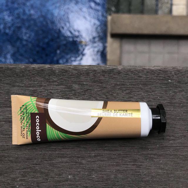Bath & Body Works Shea Butter Hand Cream