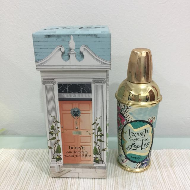 Lee Me Benefit Perfume With Laugh W9YIeDEH2