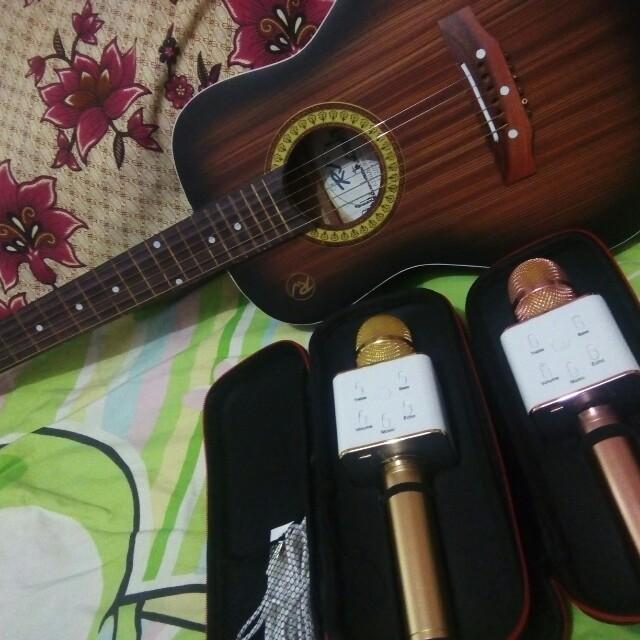 Bluetooth speaker and mic