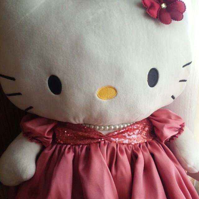 Boneka Hello Kitty Original Dunia Bonek Lisenci Sanrio Masih Sperti
