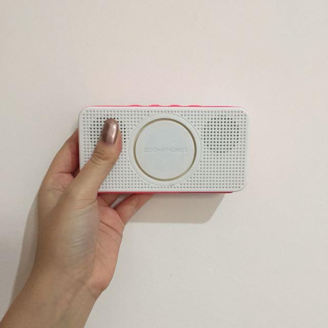Boomphones Speaker