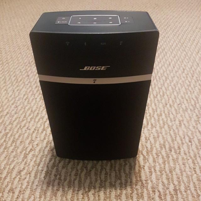 Bose Sound Touch 10 Speaker
