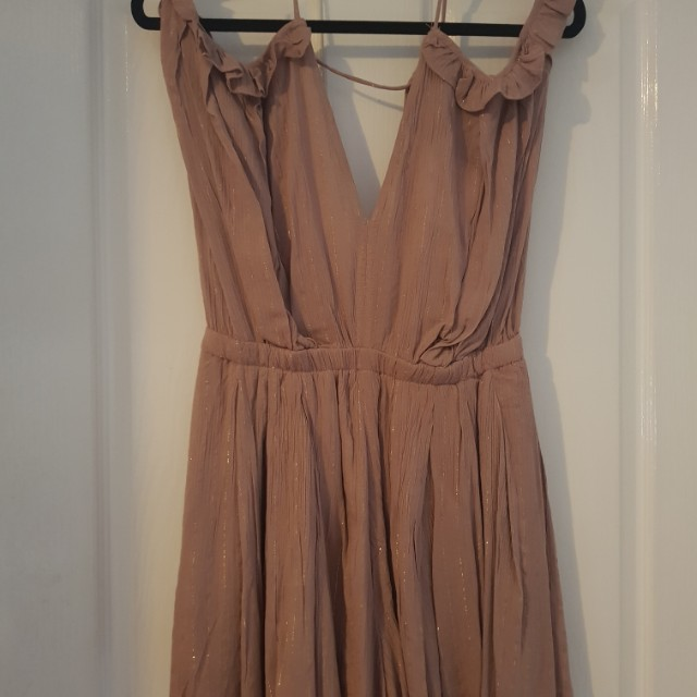 Brand New Ava Rose Playsuit Size 10
