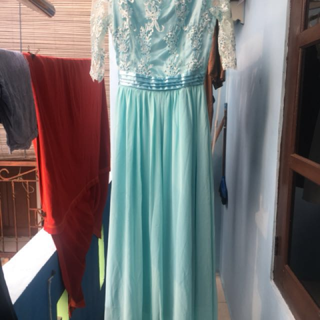 Bridesmaid Gown / Family Gown 2