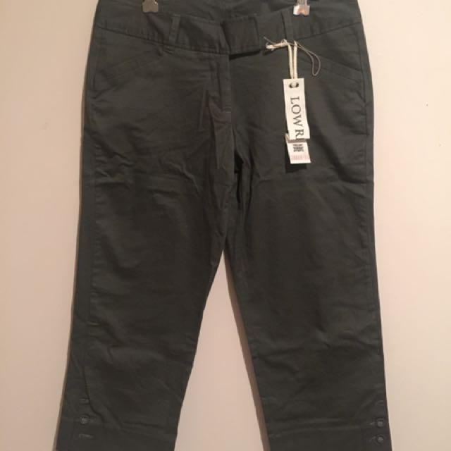 Cargo 3/4 pants