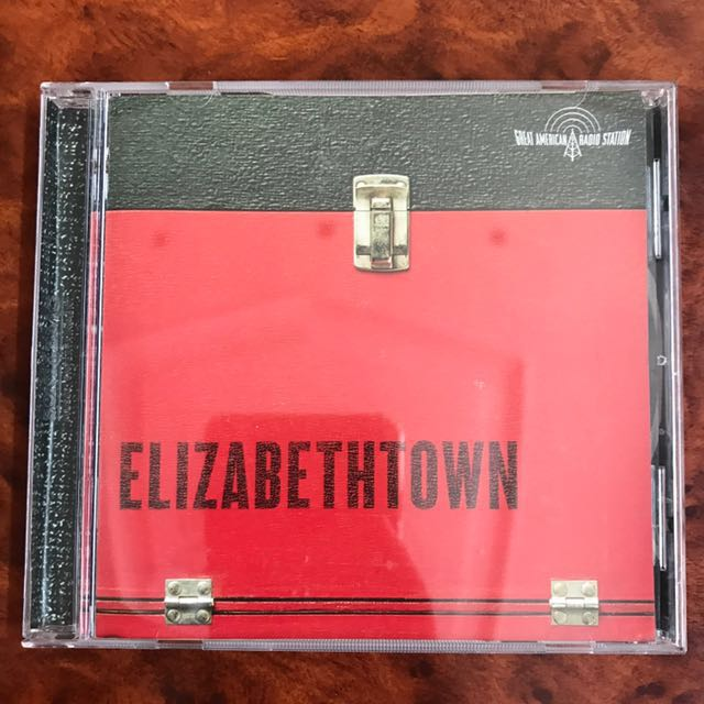 CD soundtrack Elizabethtown