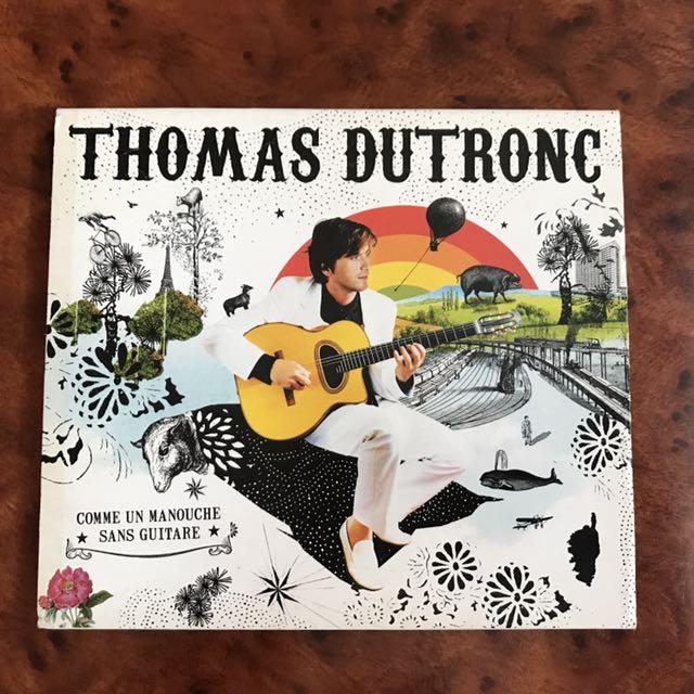 CD Thomas Dutronc