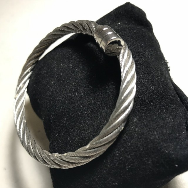 Charriol Cable Bangles silver