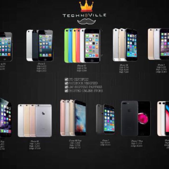 CHEAPEST DIRECT PRICE IPHONES!!! IKAW FIRST OWNER