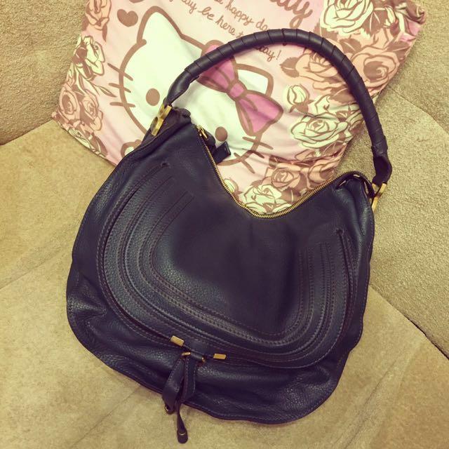 Chloe 小牛皮肩背包包
