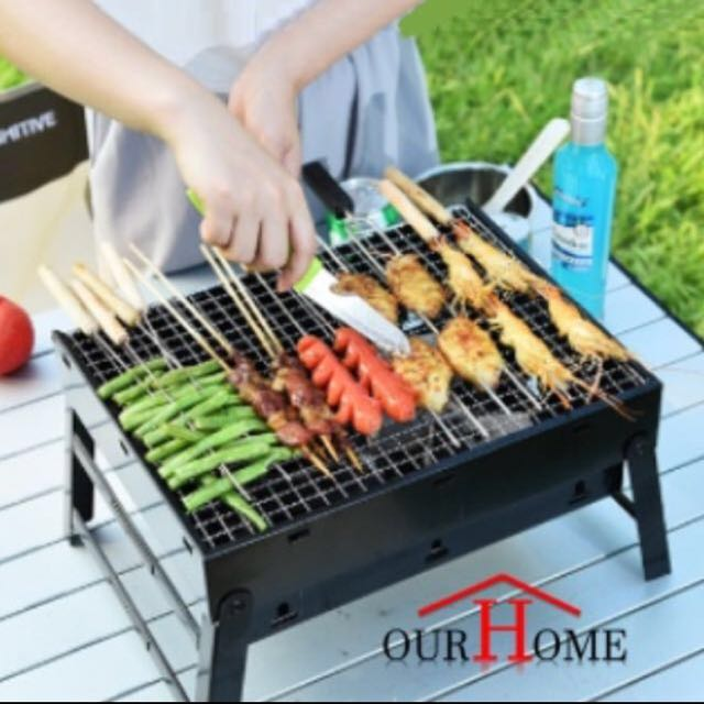 Clearance Bbq Grill Rack Portable Barbecue Pit Everything Else On Carou